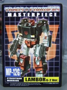 トランスフォーマー マスターピース MP-12G ランボル G2バージョン ビークルモード006