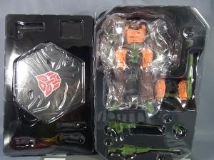 EM合金 トランスフォーマー ロードバスター005