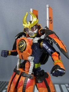 仮面ライダー鎧武 (ガイム) AC11 仮面ライダー鎧武 カチドキアームズ029