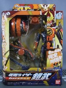 仮面ライダー鎧武 (ガイム) AC11 仮面ライダー鎧武 カチドキアームズ055
