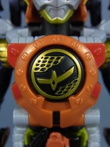 仮面ライダー鎧武 (ガイム) AC11 仮面ライダー鎧武 カチドキアームズ025