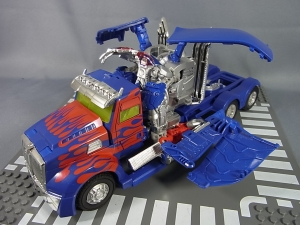 トランスフォーマー ムービー AD01 オプティマスプライム ビークルモード008