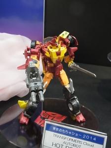 おもちゃショー2014 限定通販TF020