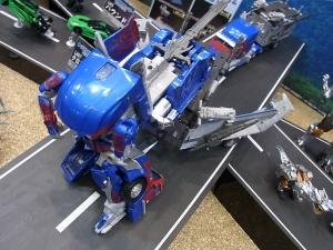 おもちゃショー2014 タカトミ TF4ブース007