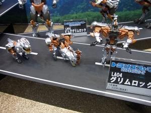 おもちゃショー2014 タカトミ TF4ブース015