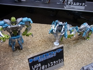おもちゃショー2014 タカトミ TF4ブース016