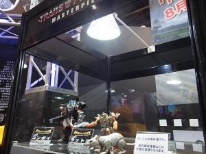 おもちゃショー2014 タカトミ TF他ブース001