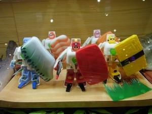 おもちゃショー2014 タカトミアーツ007