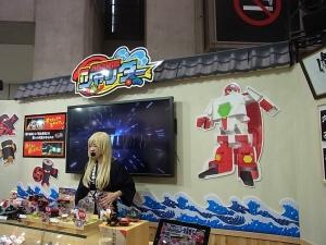 おもちゃショー2014 タカトミアーツ011