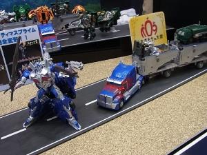 おもちゃショー2014 タカトミTF一般日011