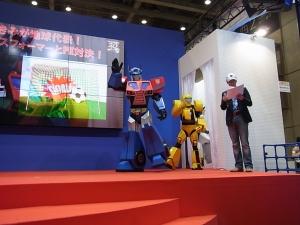 おもちゃショー2014 TF30周年ステージ013