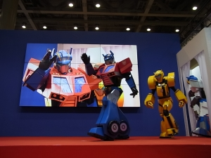 おもちゃショー2014 TF30周年ステージ014