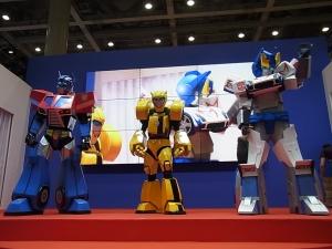 おもちゃショー2014 TF30周年ステージ016