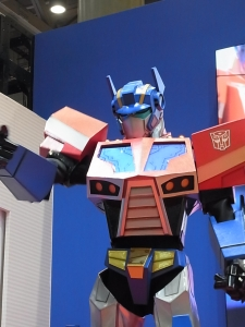 おもちゃショー2014 TF30周年ステージ019