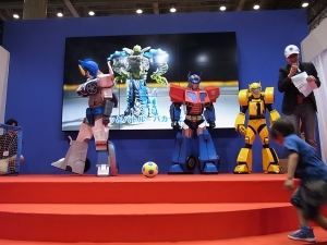おもちゃショー2014 TF30周年ステージ023