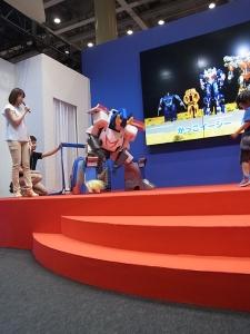 おもちゃショー2014 TF30周年ステージ024