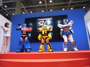 おもちゃショー2014 TF30周年ステージ028