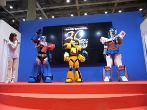 おもちゃショー2014 TF30周年ステージ029