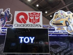 おもちゃショー2014 タカトミ TF他ブース027