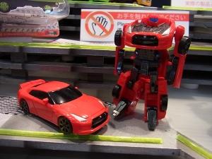 おもちゃショー2014 アガツマダイヤロボ003