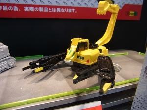 おもちゃショー2014 アガツマダイヤロボ008