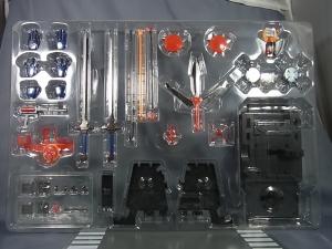 超合金魂 GX-66 無敵ロボ トライダーG7 01 G7004