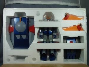超合金魂 GX-66 無敵ロボ トライダーG7 01 G7016