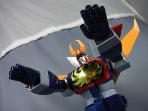 超合金魂 GX-66 無敵ロボ トライダーG7 02 アクション003