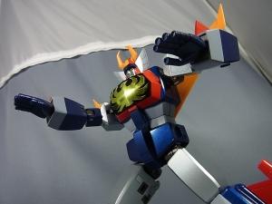 超合金魂 GX-66 無敵ロボ トライダーG7 02 アクション004