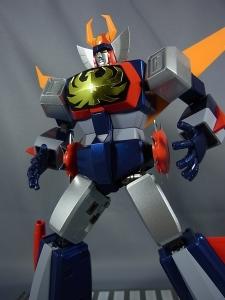 超合金魂 GX-66 無敵ロボ トライダーG7 02 アクション007