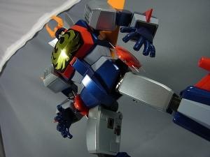 超合金魂 GX-66 無敵ロボ トライダーG7 02 アクション008