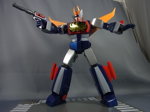 超合金魂 GX-66 無敵ロボ トライダーG7 02 アクション016