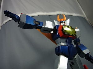 超合金魂 GX-66 無敵ロボ トライダーG7 02 アクション050