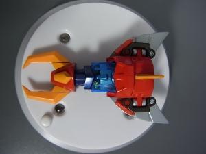 超合金魂 GX-66 無敵ロボ トライダーG7 03 ヘッド007