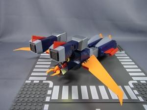 超合金魂 GX-66 無敵ロボ トライダーG7 04 単体ボディ002