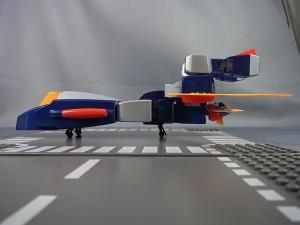 超合金魂 GX-66 無敵ロボ トライダーG7 04 単体ボディ004