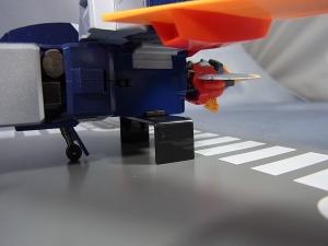 超合金魂 GX-66 無敵ロボ トライダーG7 04 単体ボディ007