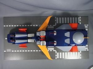 超合金魂 GX-66 無敵ロボ トライダーG7 04 単体ボディ017