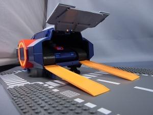 超合金魂 GX-66 無敵ロボ トライダーG7 05 合体系015