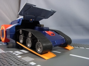 超合金魂 GX-66 無敵ロボ トライダーG7 05 合体系016