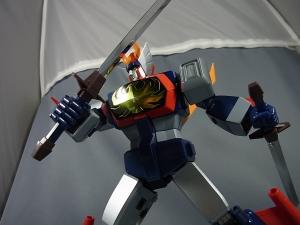 超合金魂 GX-66 無敵ロボ トライダーG7で遊ぼう003