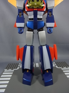超合金魂 GX-66 無敵ロボ トライダーG7で遊ぼう014
