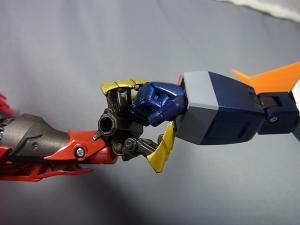 超合金魂 GX-66 無敵ロボ トライダーG7で遊ぼう020
