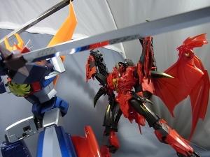 超合金魂 GX-66 無敵ロボ トライダーG7で遊ぼう042