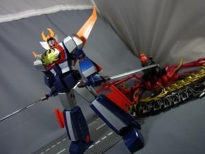 超合金魂 GX-66 無敵ロボ トライダーG7で遊ぼう043