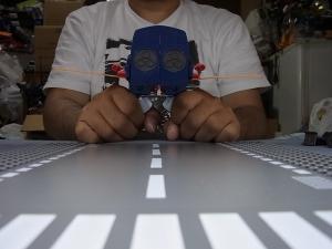 超合金魂 GX-66 無敵ロボ トライダーG7で遊ぼう045