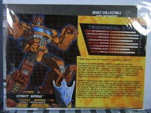 Botcon 2014 Pirates vs Knights box set BOX009