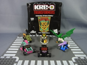07Botcon2014 Exclusive KREO Micro Changers 6-PACK 016205