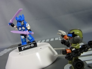 19Botcon2014 Exclusive KREO Micro Changers 6-PACK 016205