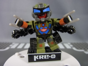 23Botcon2014 Exclusive KREO Micro Changers 6-PACK 016205